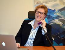 Claudia Wehrli CEO