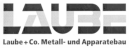 LAUBE Laube + Co. Metall- und Apparatebau Logo