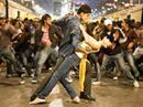 Dev Patel and Freida Pinto in «Slumdog Millionaire».