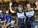 Ilja Keisse und Mark Cavendish (r.) peilen die Revanche an.