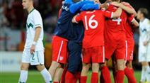 England jubelt - Slowenien trauert (Bild: Miso Brecko).