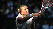 Petra Kvitova hat Grund zum feiern. (Archivbild)