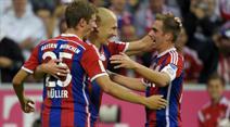 Jubelt Bayern München heute?