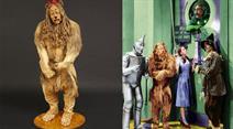 Das Kostüm aus echtem Löwenfell und Löwenleder wurde für fast 3,1 Millionen verkauft.