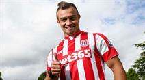 Xherdan Shaqiri ist glücklich bei Stoke City.