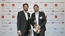 Rang 1 im TOP 100 Ranking: Simon Rivier und Yann Tissot von L.E.S.S.