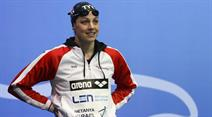 Danielle Villars blieb nur 14 Hundertstel über ihrem Landesrekord. (Archivbild)