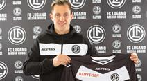 Lugano bestätigt die Verpflichtung von Reto Ziegler.