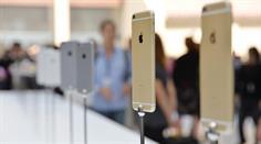 Apple hatte allein am ersten Wochenende über zehn Millionen Geräte iPhone 6 verkauft.