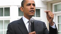 Barack Obama sagt Kolumbien Unterstützung zu.