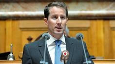 Thomas Aeschi steigt ins Bundesratsrennen.