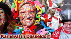 Der Karneval in Düsseldorf ist wegen hefitger Böen abgesagt.