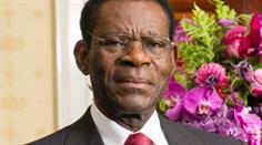 Teodoro Obiang Nguema wurde im Amt bestätigt.