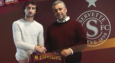 Miroslav Stevanovic verlängert bei Servette.
