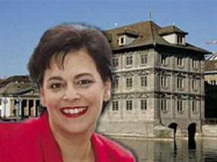Politische Ämter bekleidet Ursula Gut seit Anfang der Neunzigerjahre.