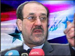 Nuri al-Maliki, der irakische Ministerpräsident.