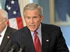 «Wie können sie sich als Sieger bezeichnen?», fragte George W. Bush.