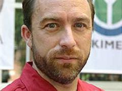 Jimmy Wales schmiedet neue Pläne.
