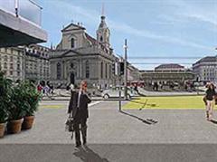 Am Berner Hauptbahnhof wird ab sofort gratis gesurft.