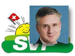 Andreas Glarner soll als SVP-Fraktionschef im Grossen Rat gehen.