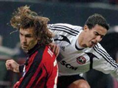 Milan gewann gegen Schachtjor Donezk 4:1.
