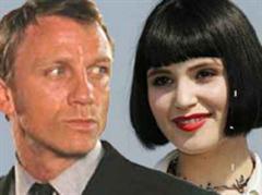 Gemma Arterton soll Daniel Craig den Kopf verdrehen.