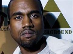 Eher zu friedlich: Kanye West.