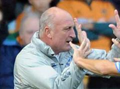 Portsmouth entliessTrainer Paul Hart.
