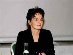 Bundesrätin Ruth Metzler
