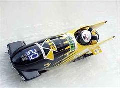 Ivo Rüegg war am schnellsten. (Bild: Archiv)