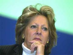 Christiane Langenberger, FDP-Präsidentin.