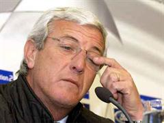 Juves Trainer Marcello Lippi.