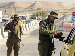 Morgen sollen die israelischen Soldaten aus Jericho abgezogen werden.