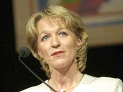 Zürcher Regierungsrätin Rita Fuhrer.