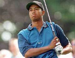 Tiger Woods tritt in die Fussstapfen seines Vaters.