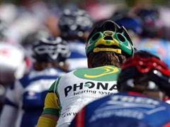 Die 7. Etappe des Giro d'Italia ging über 211km.
