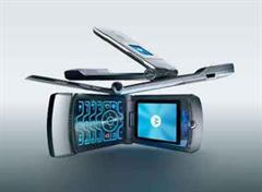 Beliebter als das iPhone: Motorolas RAZR V3.