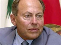 Emile Lahoud ist seit 1998 Staatsoberhaupt.