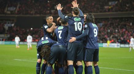 Die Pariser sind auch im Cup nicht zu stoppen.