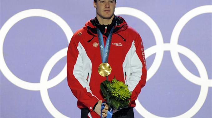 Dario Cologna holte Gold in Vancouver.