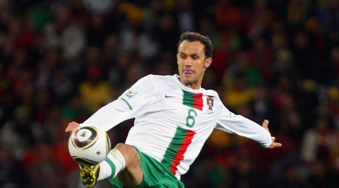 Ricardo Carvalho in Abwehrnot.