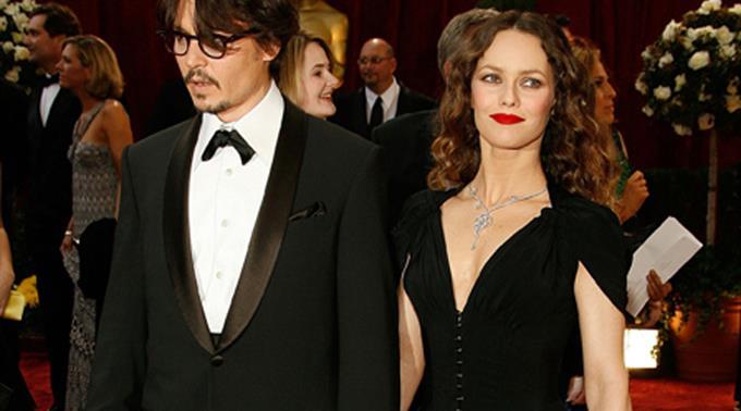 Vorbei: Johnny Depp und Vanessa Paradis.