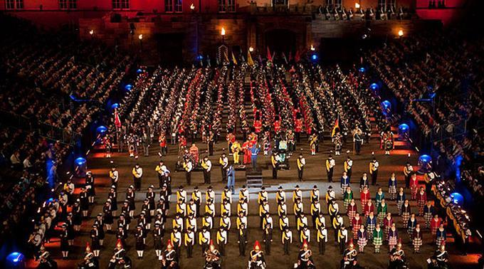 Das Militärmusikfestival Basel Tattoo beginnt am Samstag.