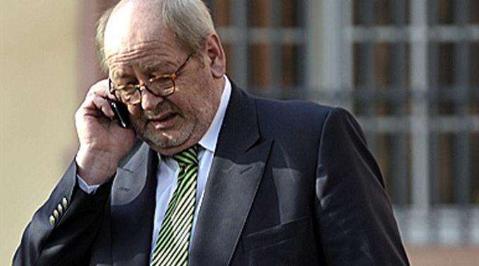 Kachelmann-Anwalt Reinhard Birkenstock.