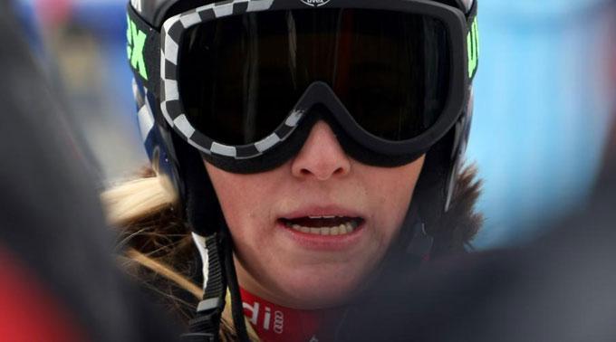 Lara Gut.