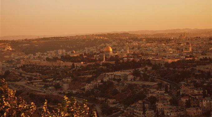 Jerusalem (Archivbild).