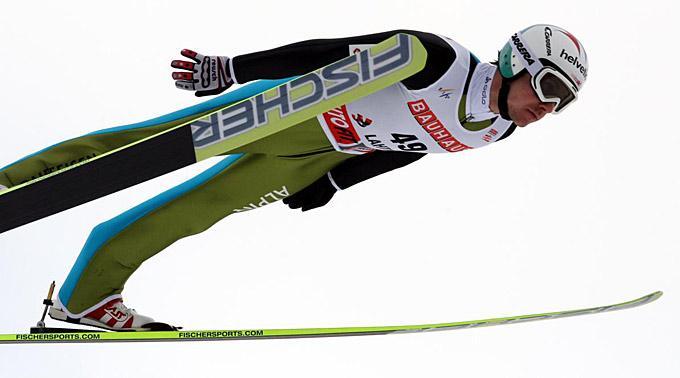Simon Ammann lanciert seinen 14. Weltcup-Winter nächste Woche in Lillehammer.