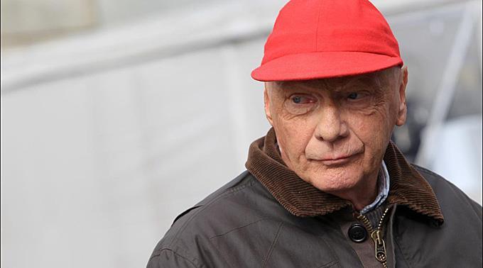 Enttäuscht vom Angeklagten sei er, sagte Lauda zu Medienvertretern. (Archivbild)