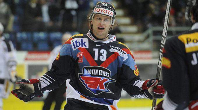 Simon Bodenmann bleibt in Kloten.