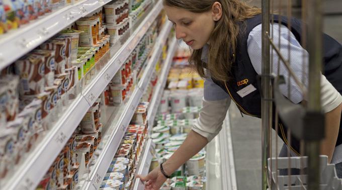 Schweizer zeigten sich im Juli einkaufsfreudiger.